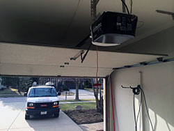 Garage Door Adjustment
